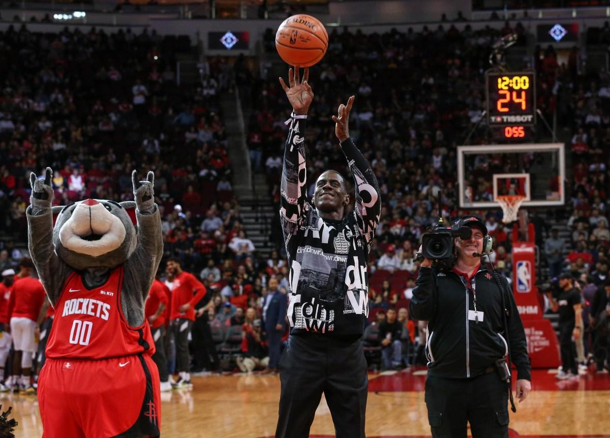 Vernon Maxwell, Houston Rockets