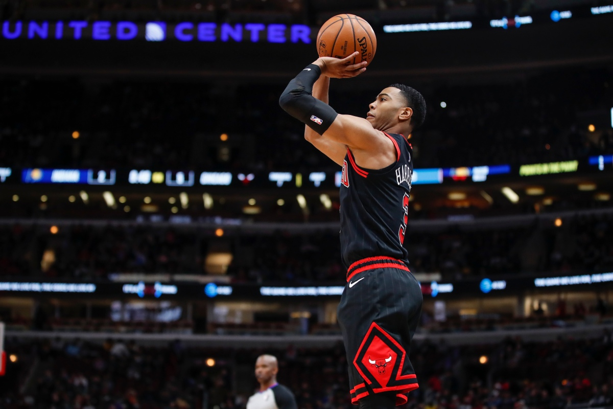 Shaquille Harrison, Chicago Bulls