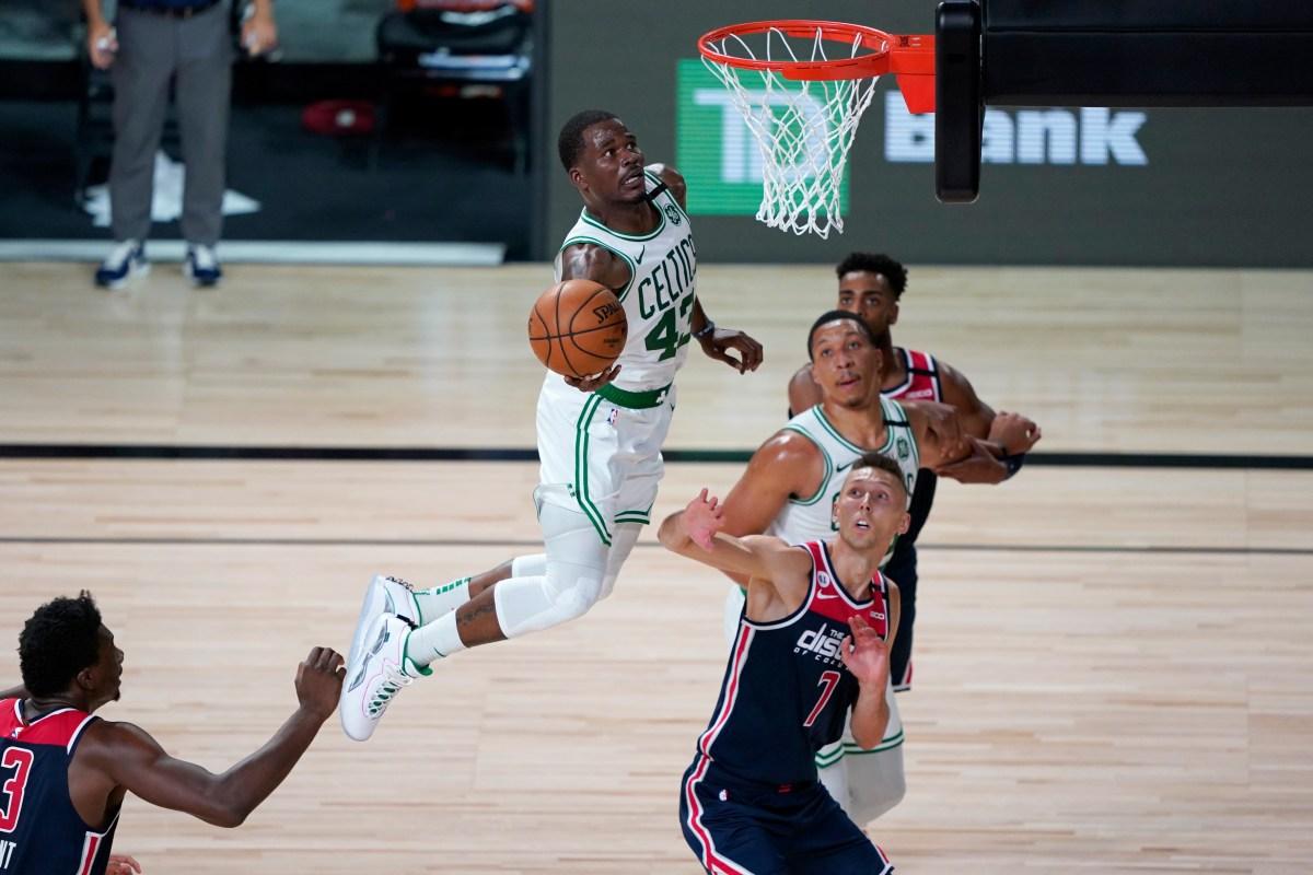 Javonte Green, Boston Celtics