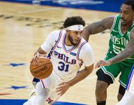 76ers' Seth Curry looks poised to have the best season of his career
