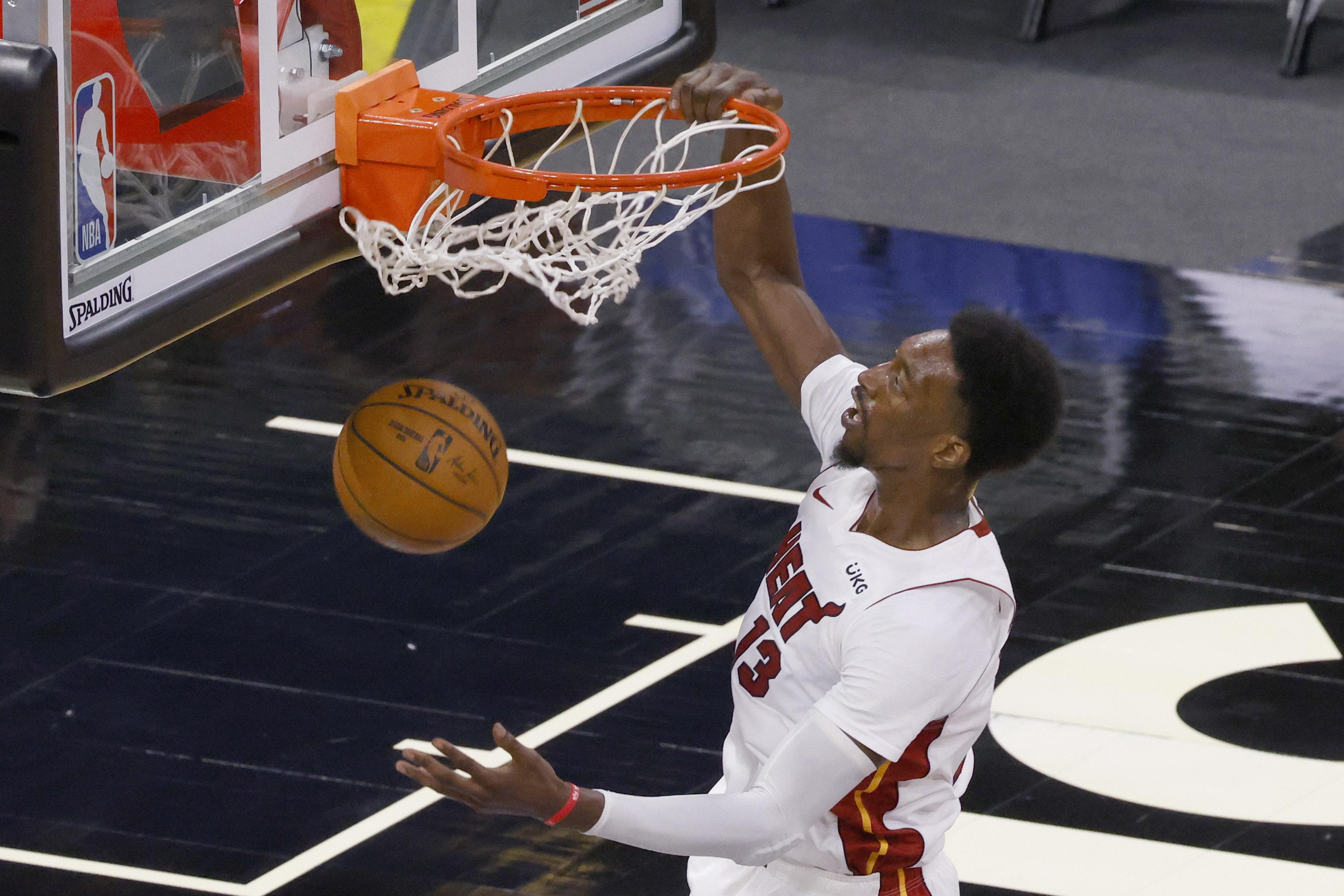 Bam Adebayo, Miami Heat