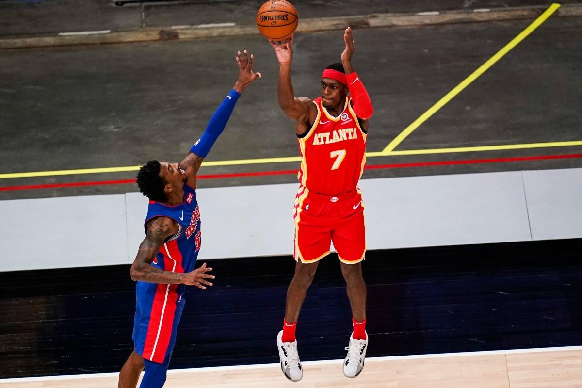 Rajon Rondo, Atlanta Hawks