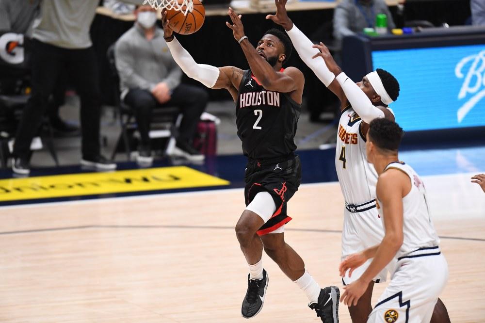 David Nwaba, Houston Rockets