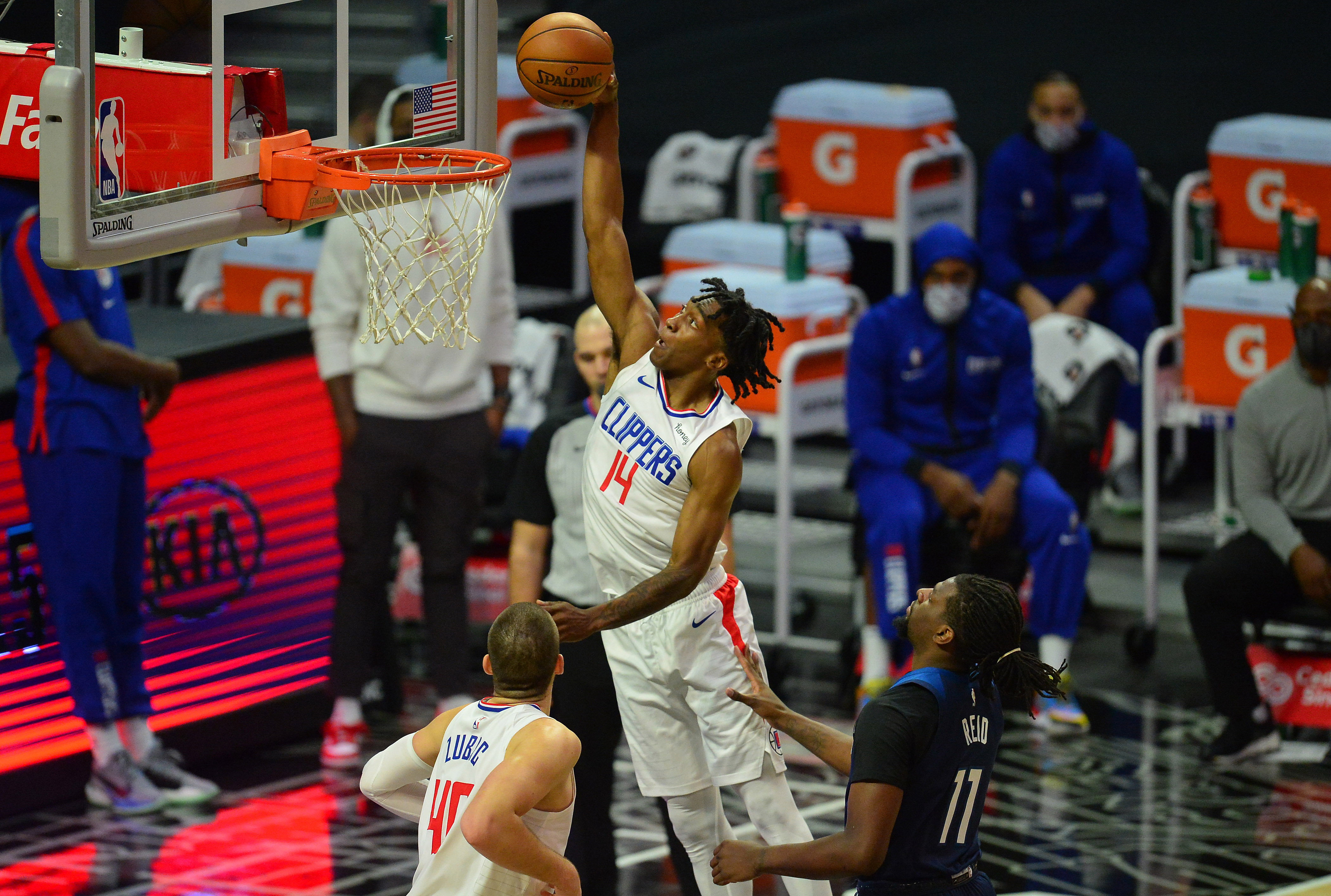 Terance Mann, Los Angeles Clippers