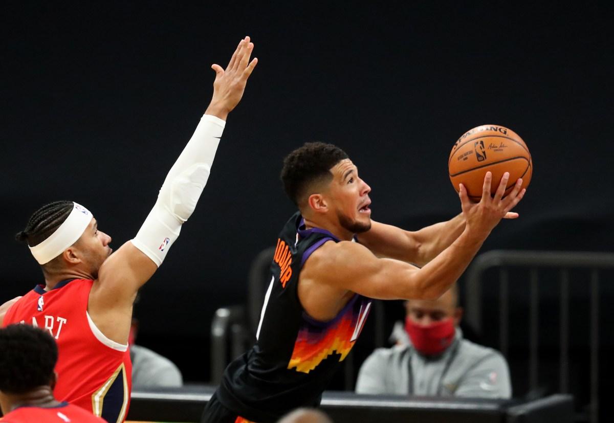 Devin Booker, Phoenix Suns