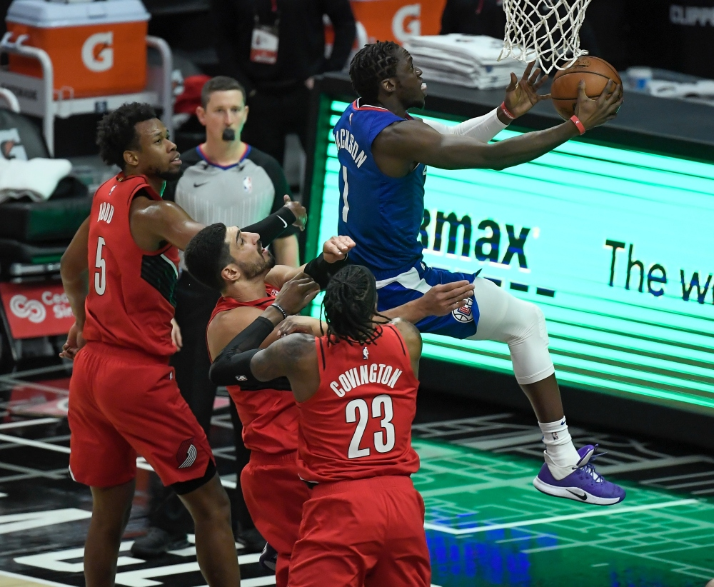 Reggie Jackson, Los Angeles Clippers