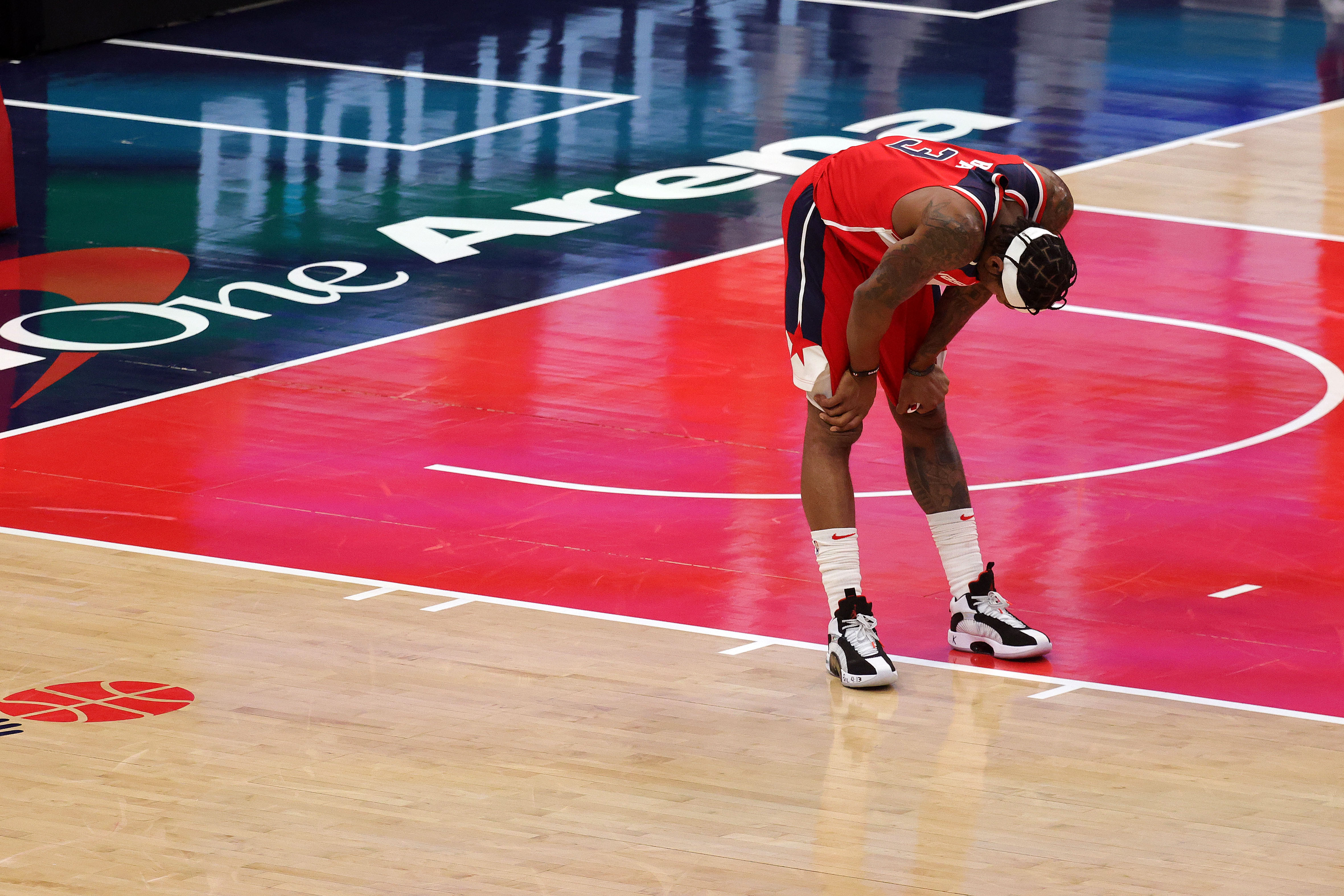 Bradley Beal's scoring outbursts go to waste like with no other player