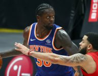 Here is how Julius Randle has made such huge strides as a playmaker