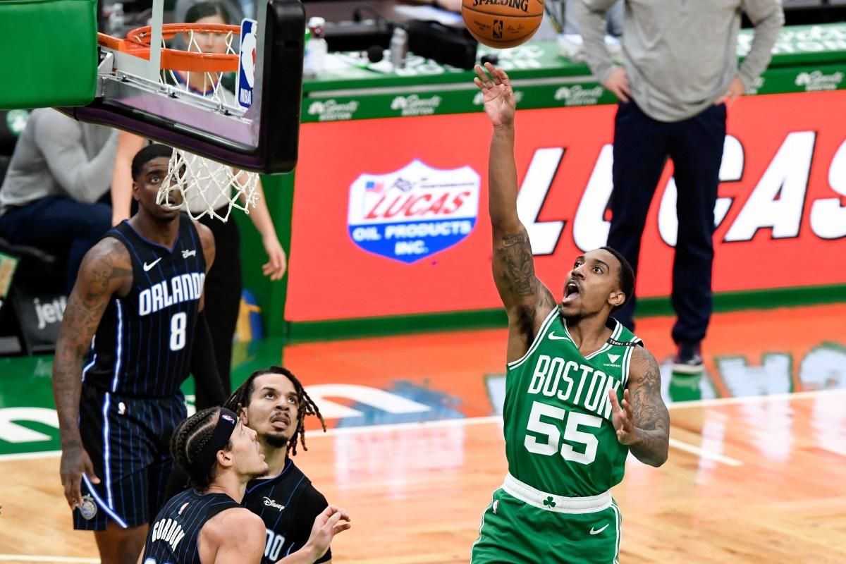 Jeff Teague, Boston Celtics
