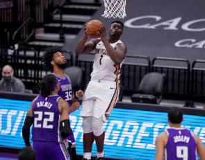 What are the ways Zion Williamson has improved in his career so far?