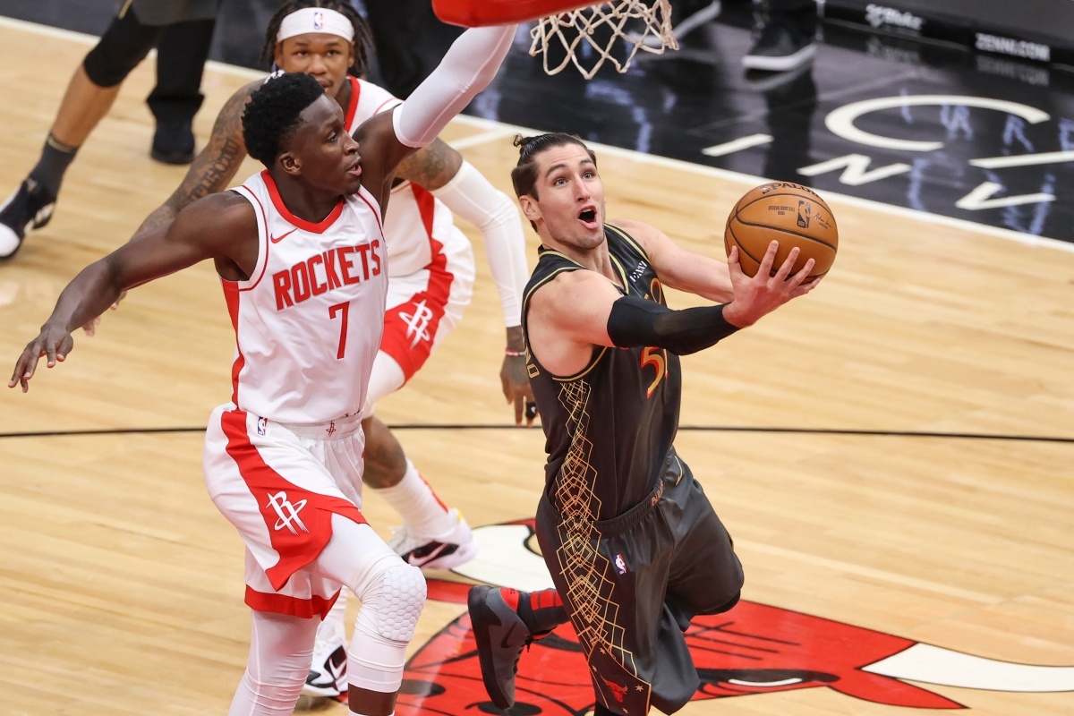 Ryan Arcidiacono, Chicago Bulls