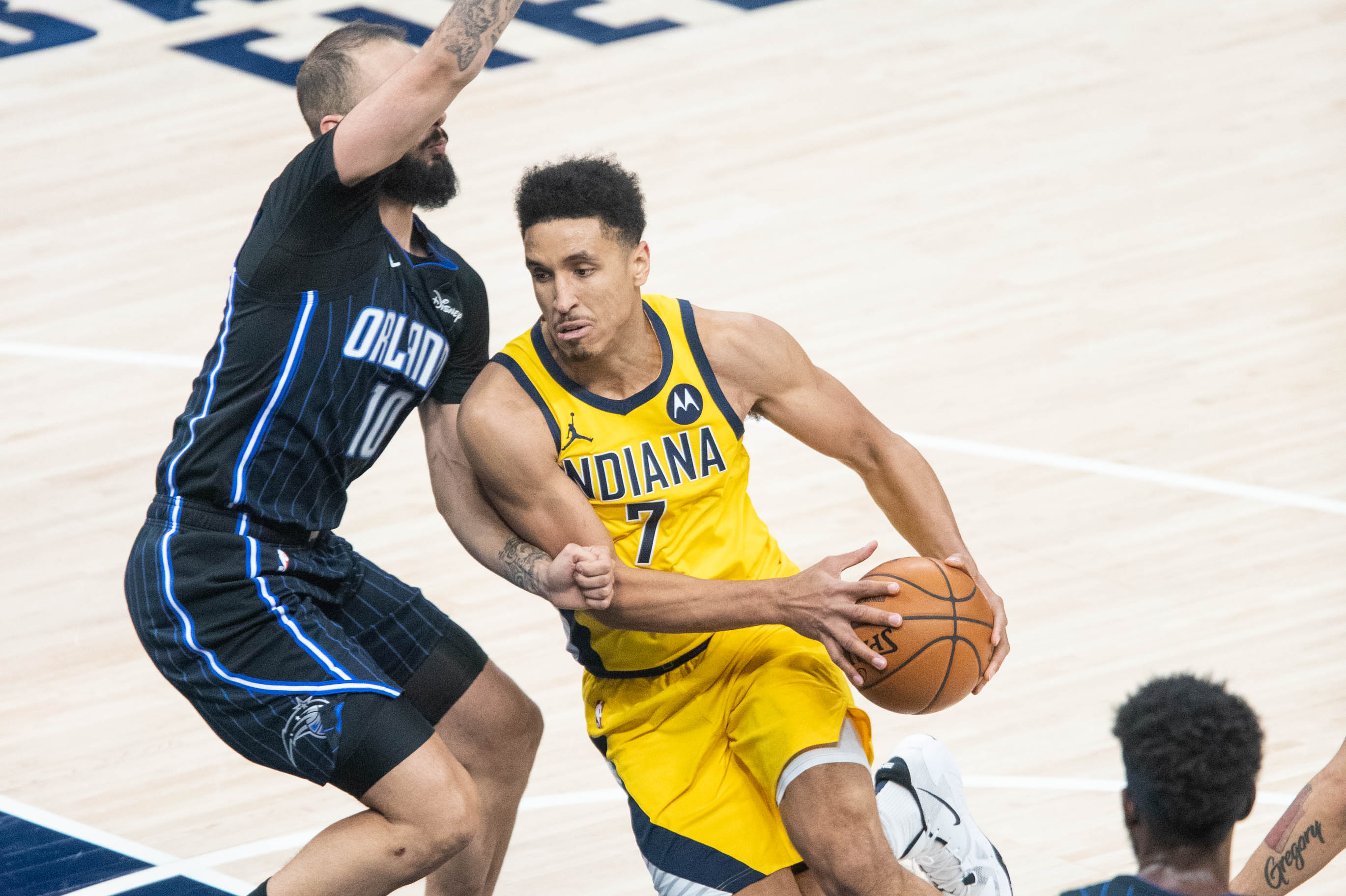 Malcolm Brogdon, Indiana Pacers