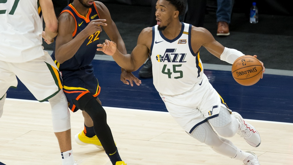 MVP Race: Donovan Mitchell enters the picture