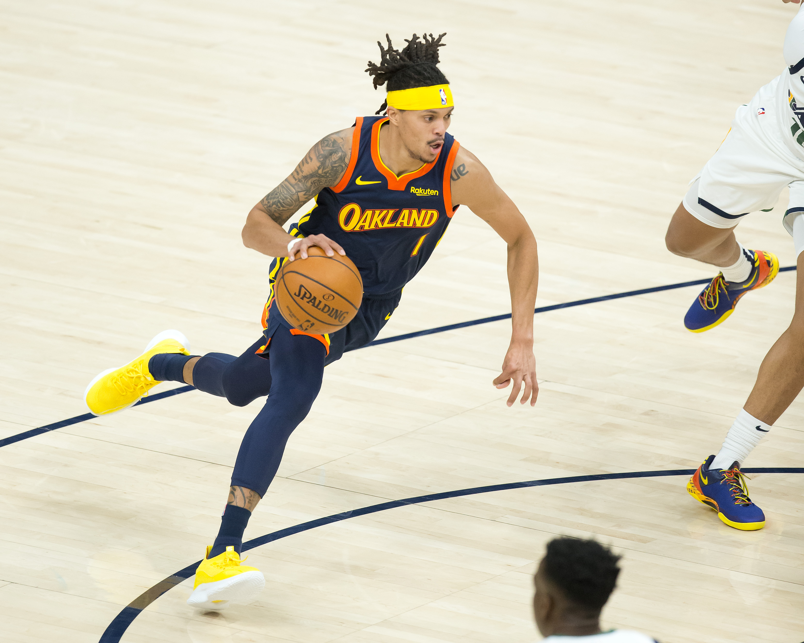 Damion Lee, Golden State Warriors