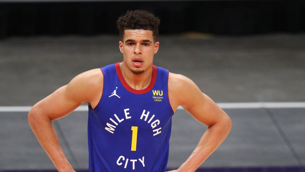 If Michael Porter Jr. keeps playing like this, the NBA is in trouble - Hoops Hype