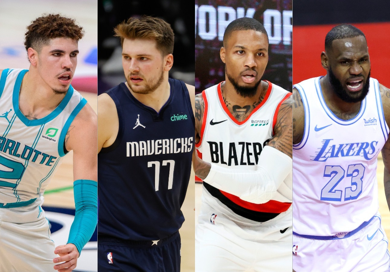 Nba Rankings The Best Player From Each Age Group In The Nba