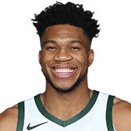 Giannis Antetokounmpo fully participates in practice with Bucks