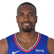 Serge Ibaka out for next three games