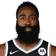 James Harden listed as probable for tonight