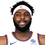 Mitchell Robinson tweets frustration about lack of offensive touches