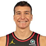 Bogdan Bogdanovic listed as questionable for Game 2