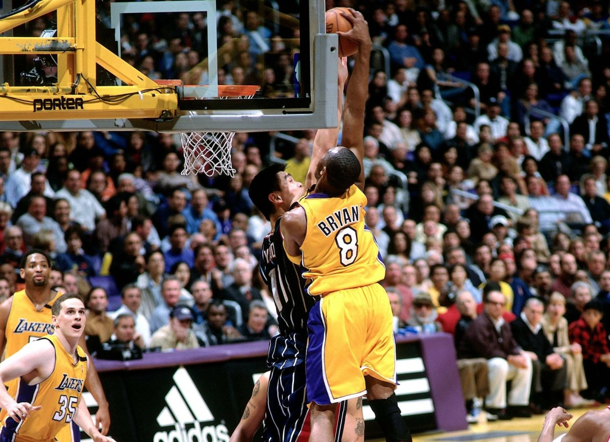 Kobe Bryant, Los Angeles Lakers