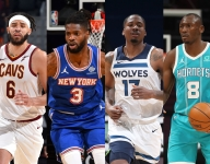 Frontcourt players the Nets can target with their upcoming Disabled Player Exception