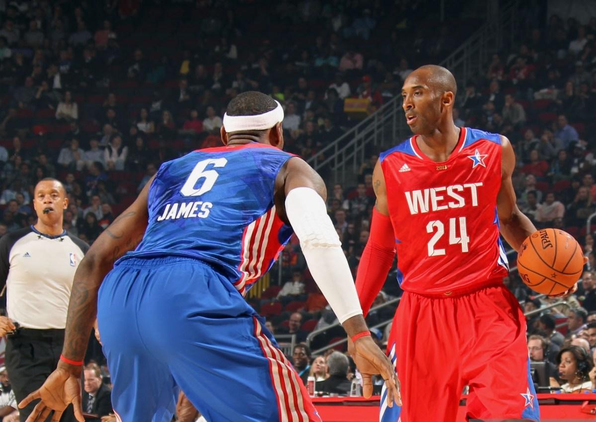 Kobe Bryant, All-Star Game