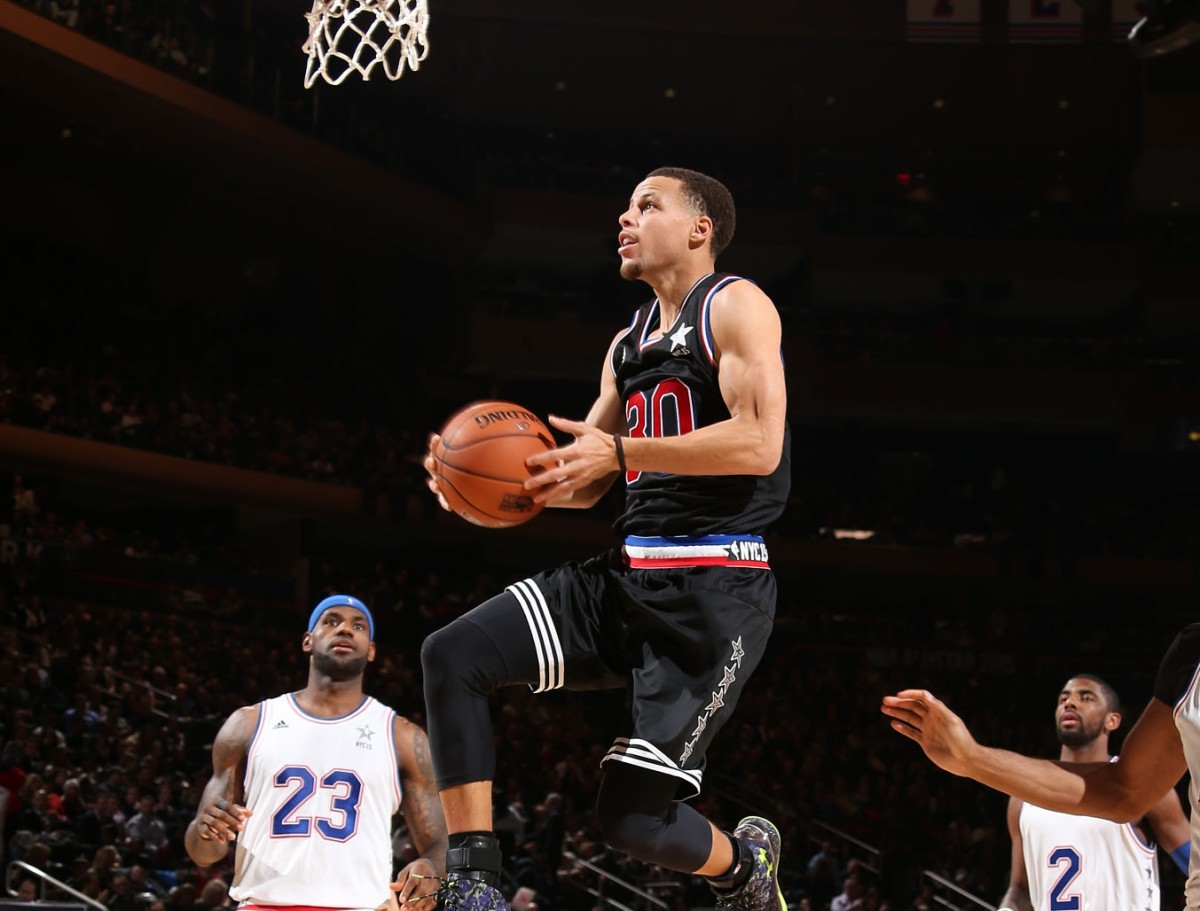 Stephen Curry, All-Star Game