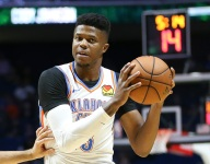 Houston Rockets agree to two-way deal with Justin Patton