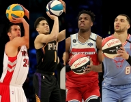Ranking: The best players ever at the three-point contest
