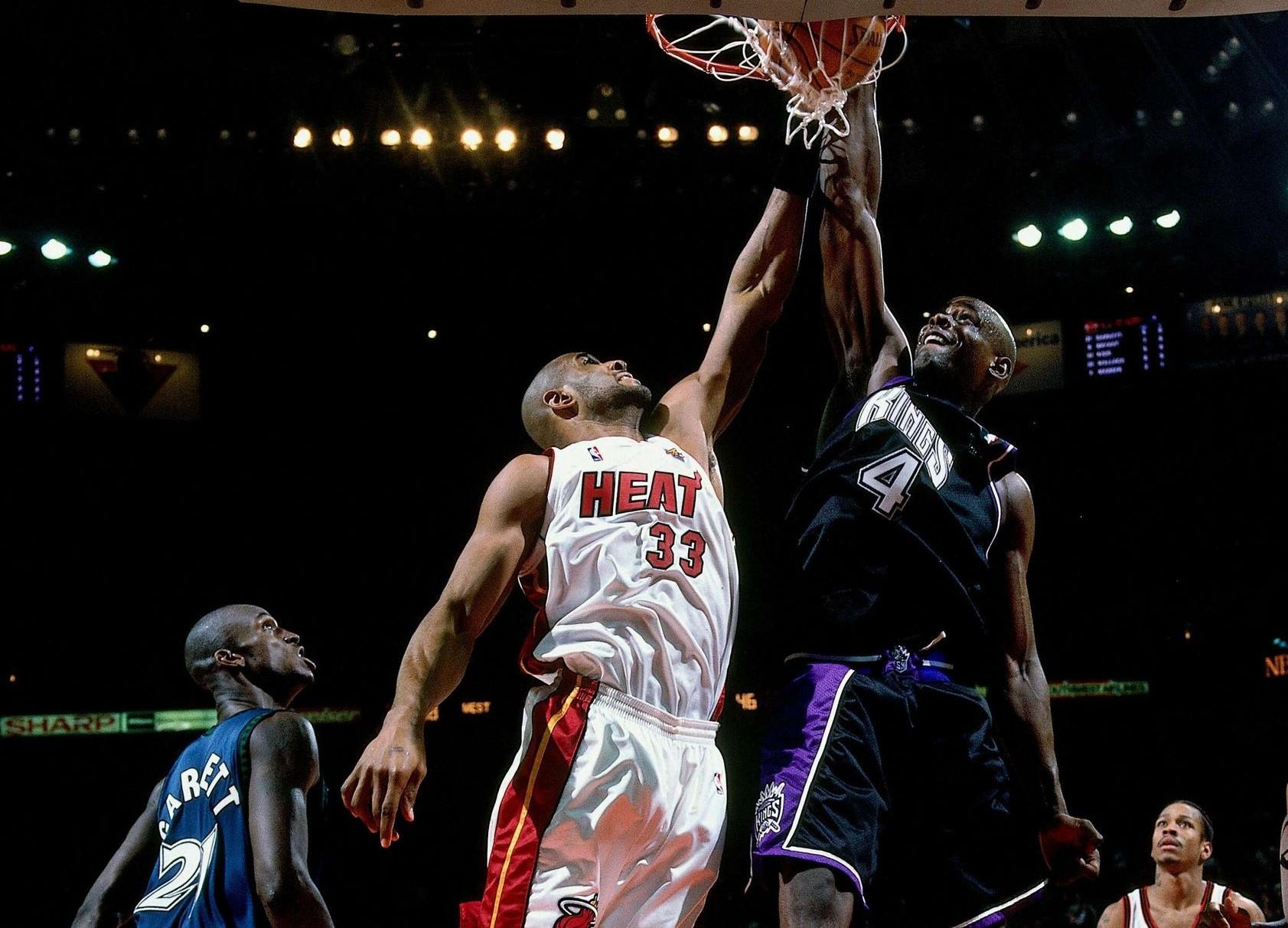 Chris Webber, All-Star Game