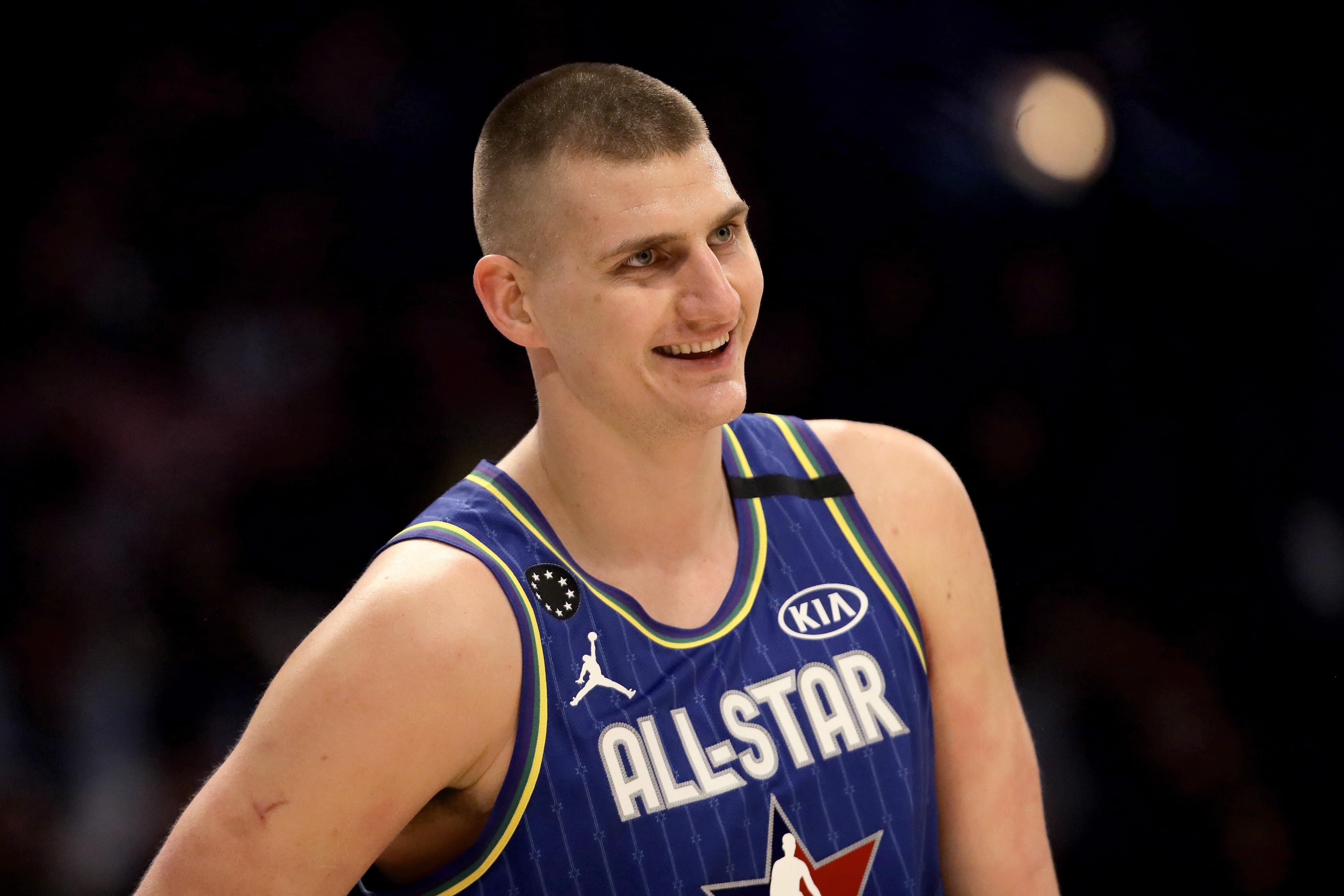 Nikola Jokic, All-Star