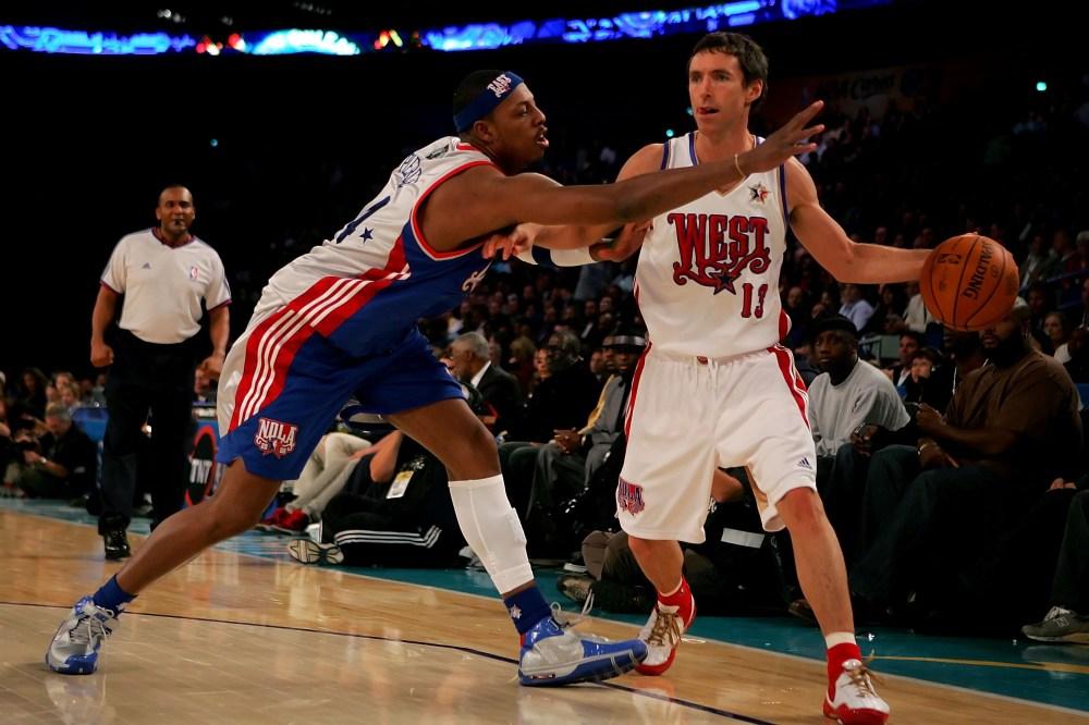 Steve Nash, All-Star Game