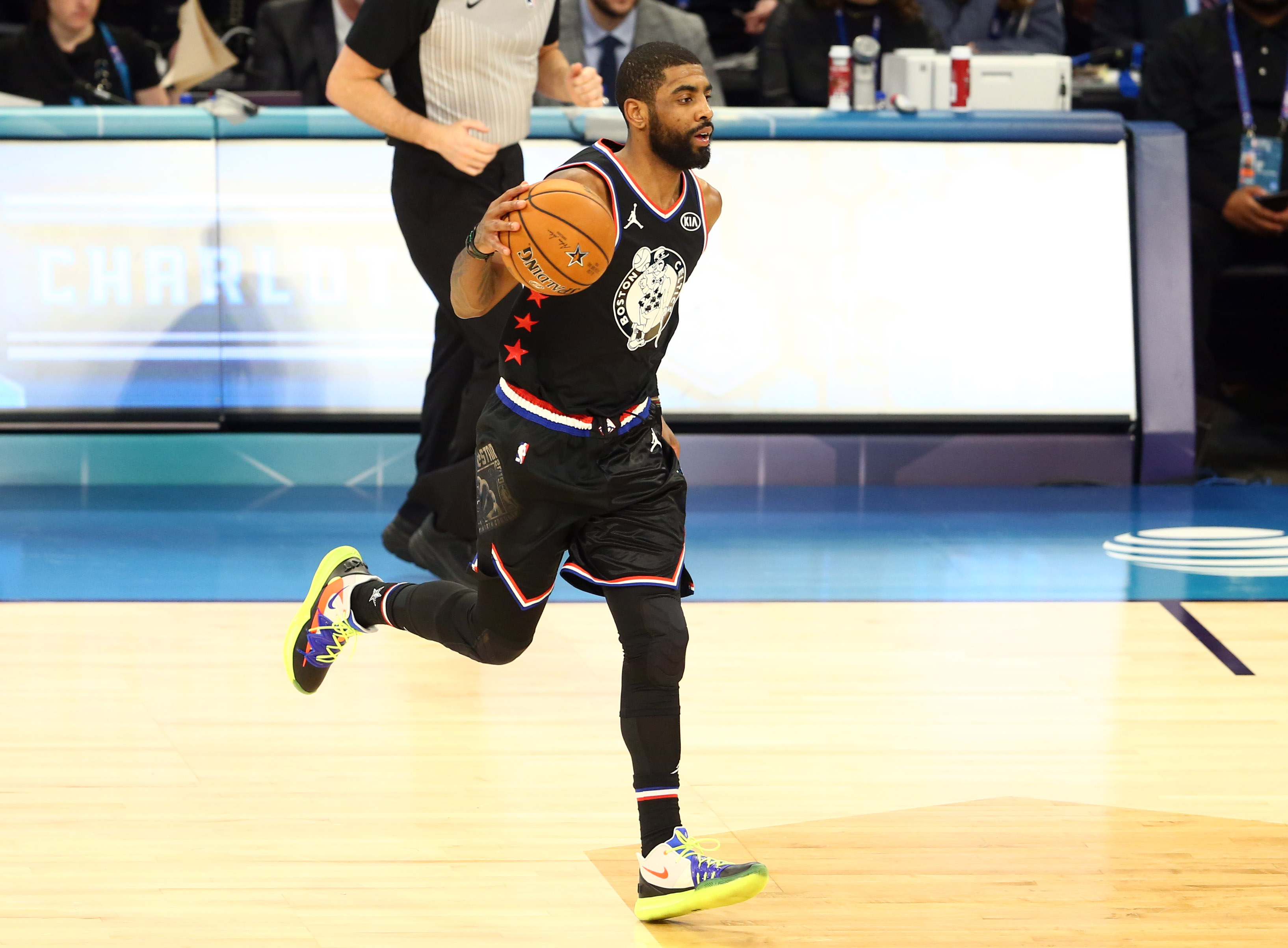Kyrie Irving, All-Star