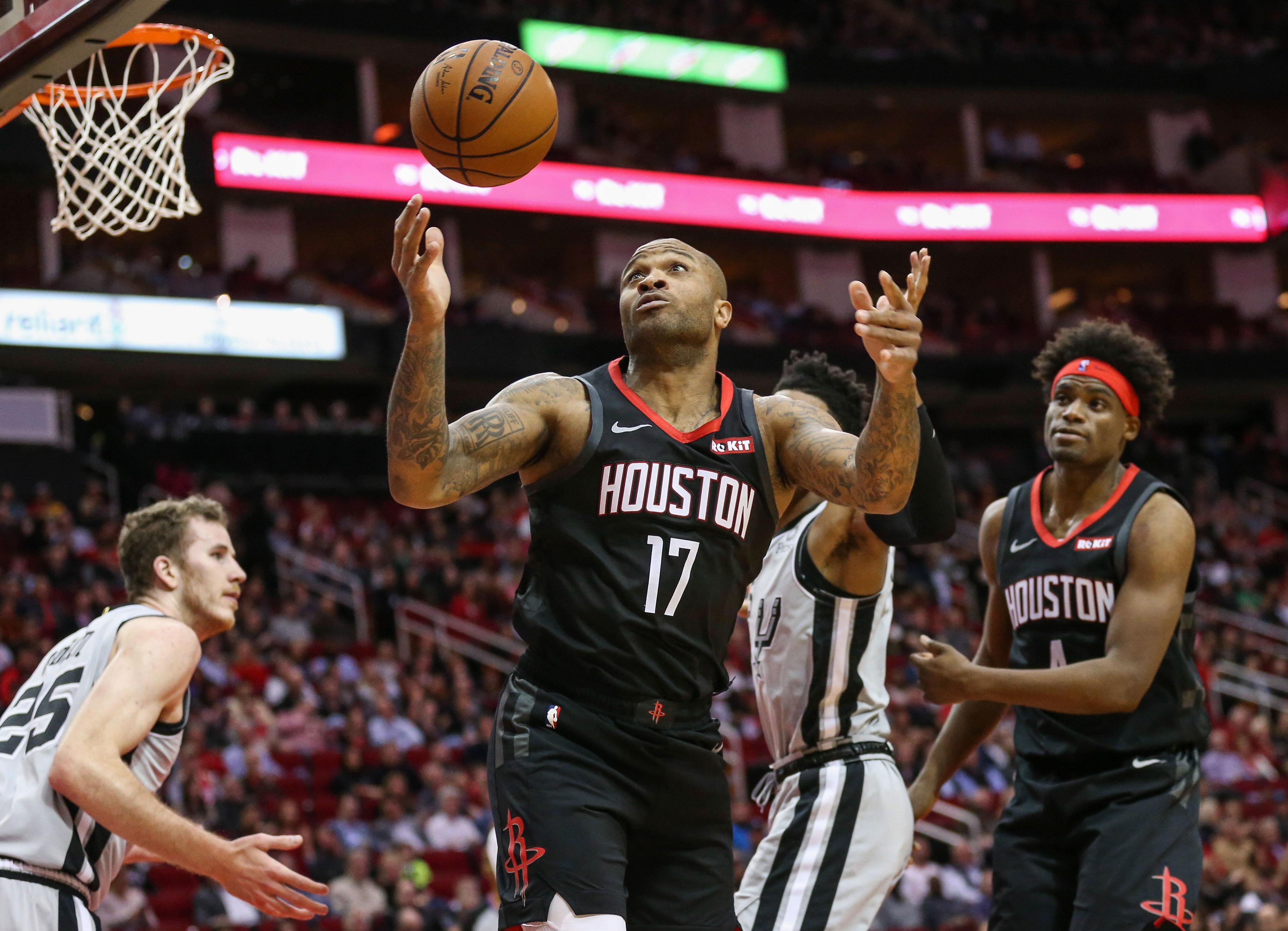 PJ Tucker, Houston Rockets