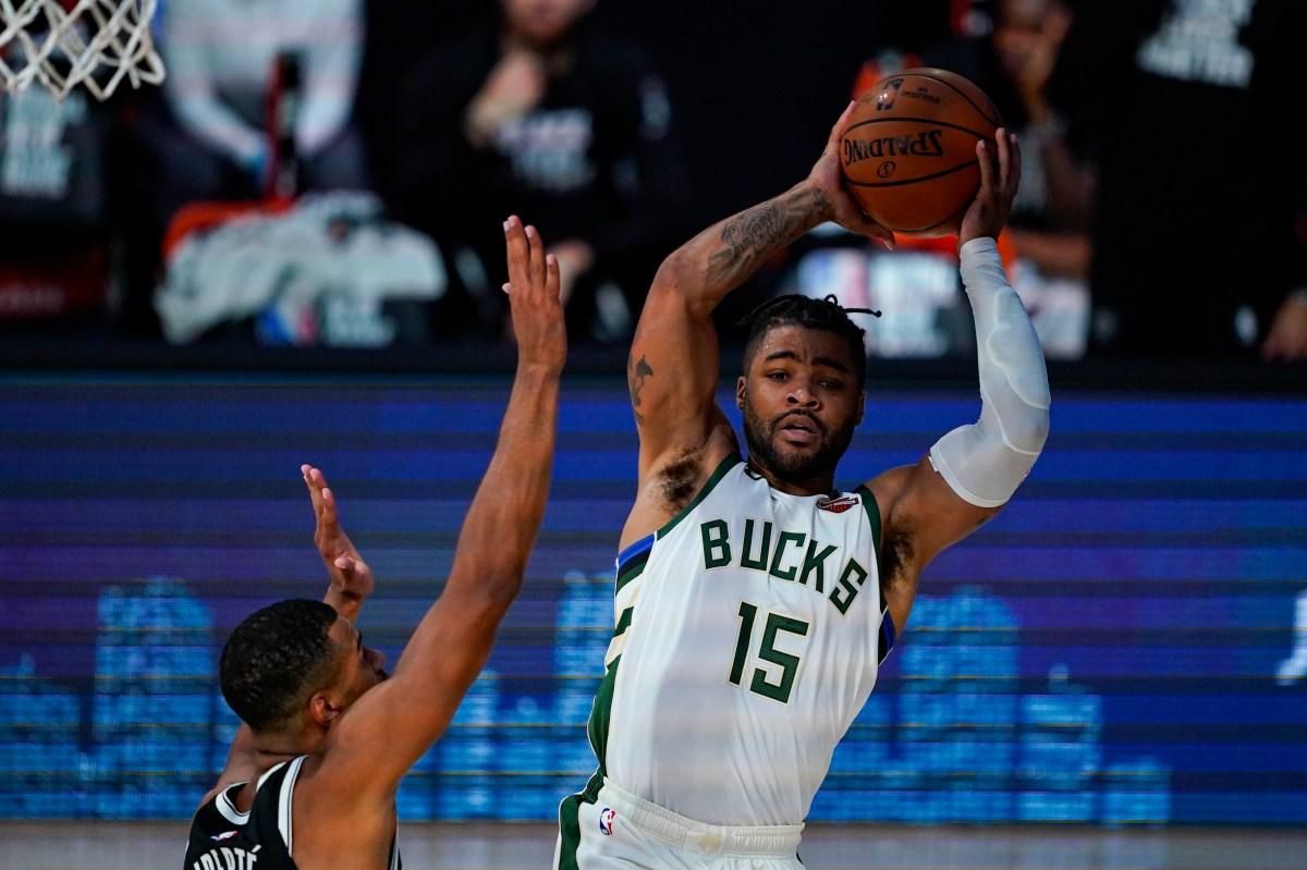 Frank Mason, Milwaukee Bucks
