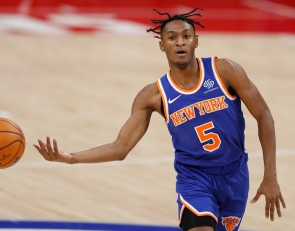 Breaking down the game of Knicks rookie guard Immanuel Quickley