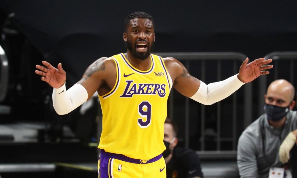 Wesley Matthews, Los Angeles Lakers