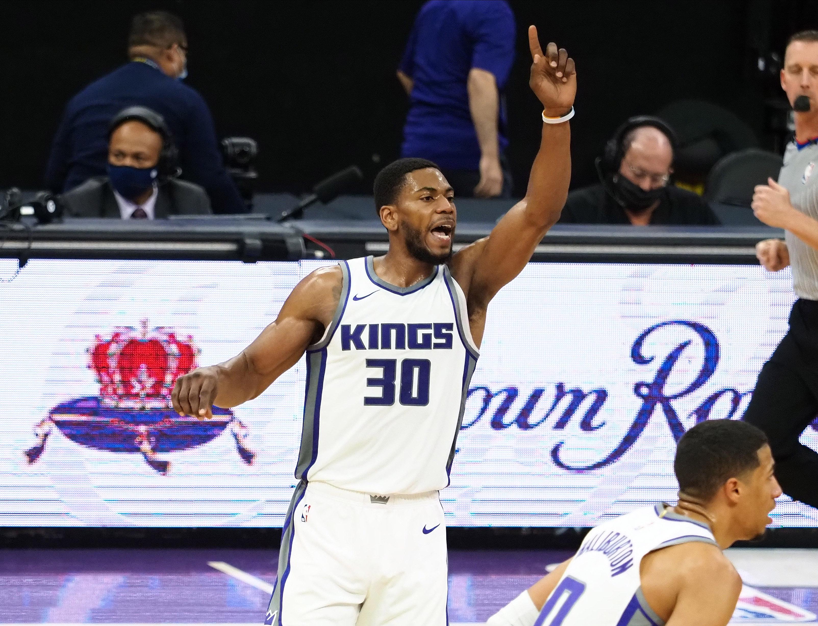 Glenn Robinson III, Sacramento Kings