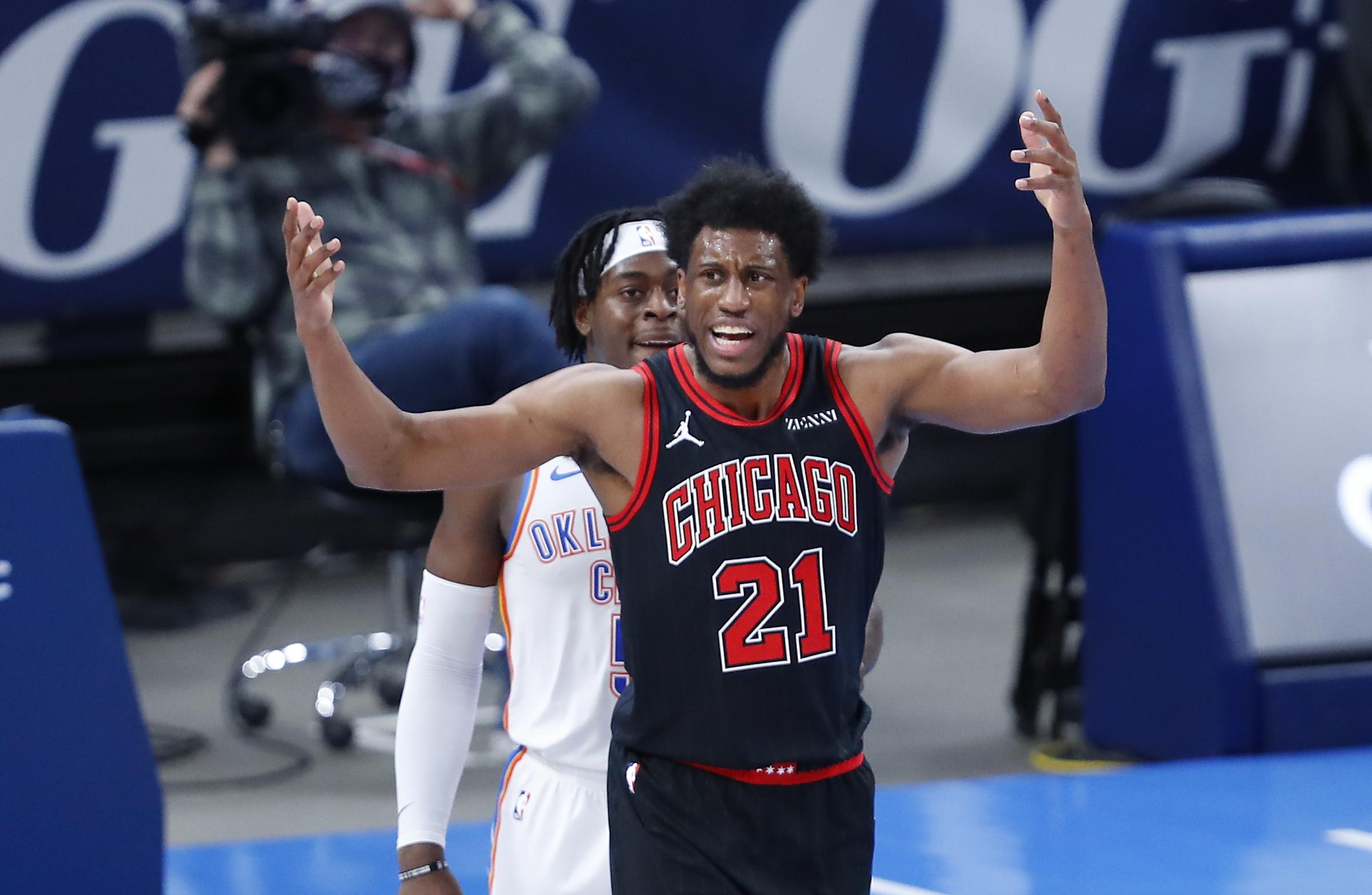 Thaddeus Young, Chicago Bulls