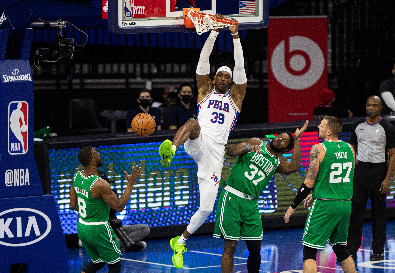 Dwight Howard, Philadelphia 76ers