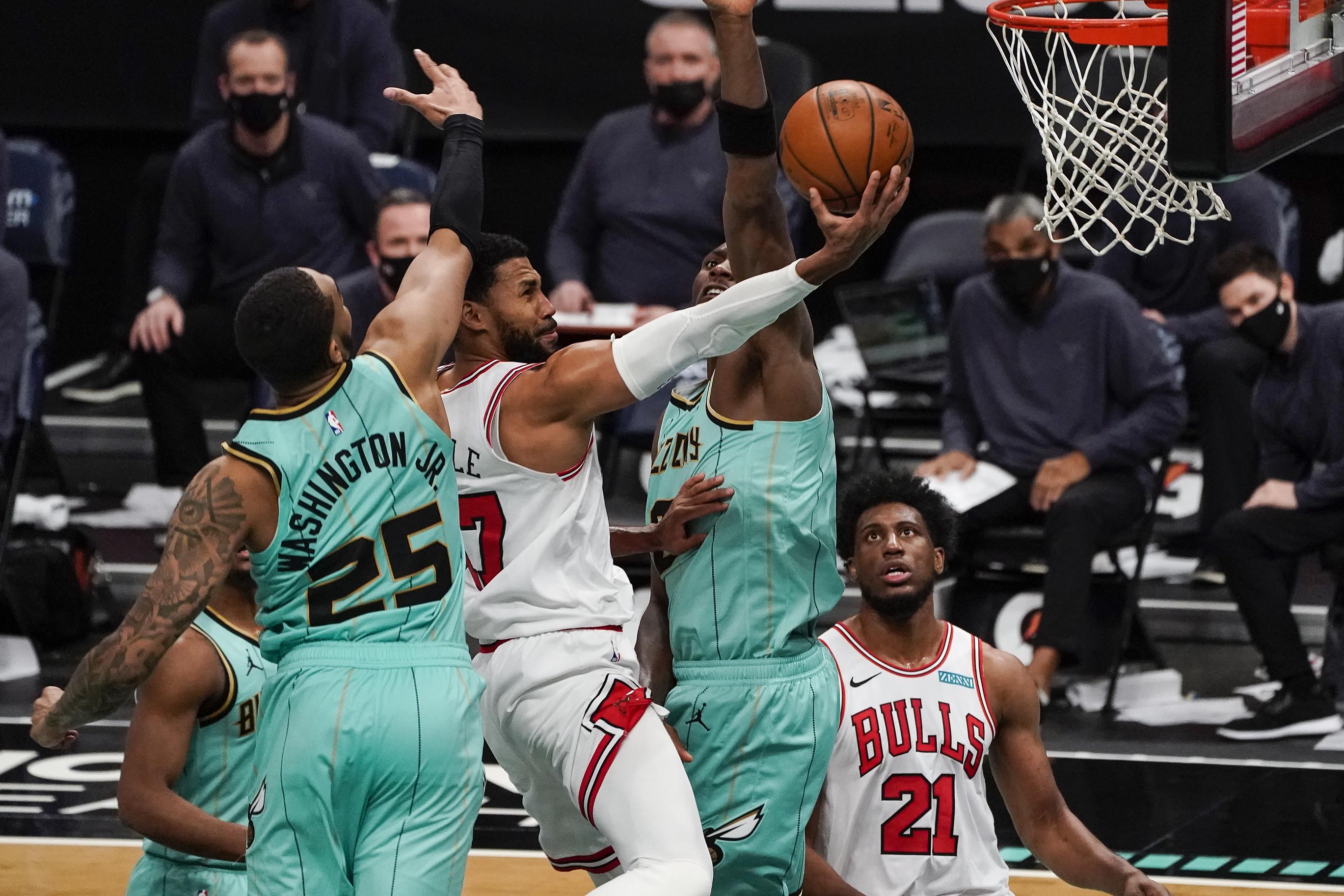 Garrett Temple, Chicago Bulls