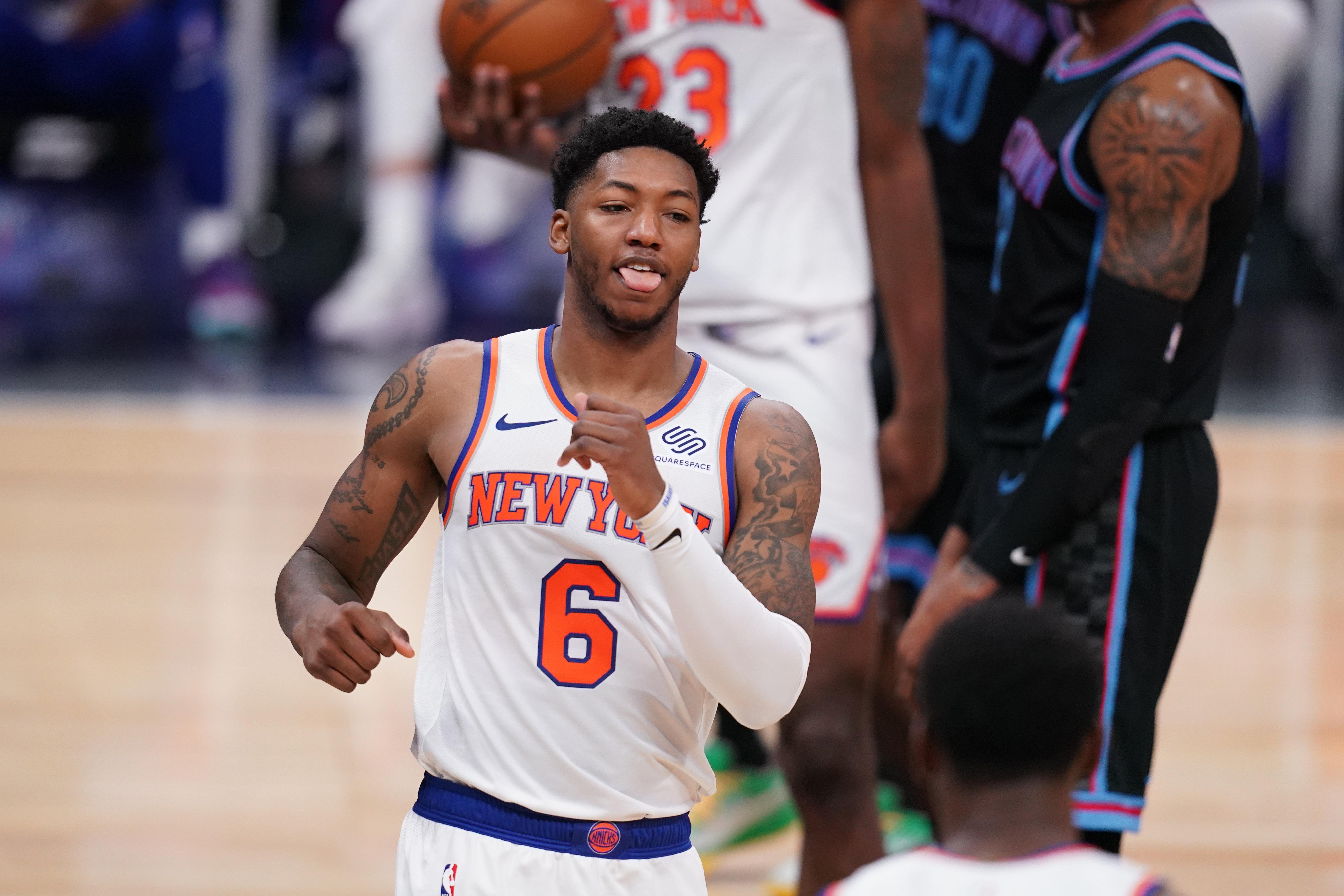 Elfrid Payton, New York Knicks