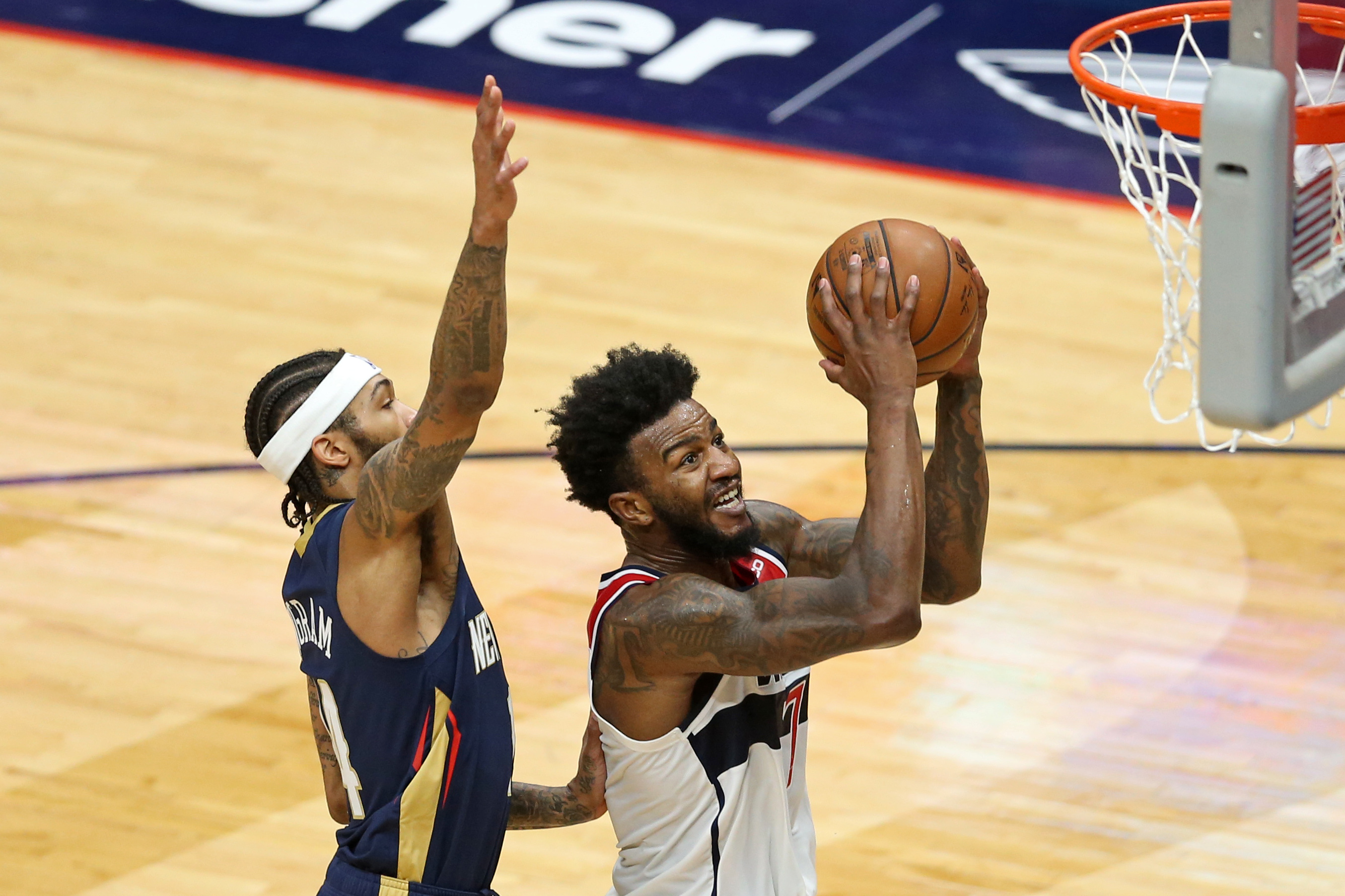 Jordan Bell, Washington Wizards