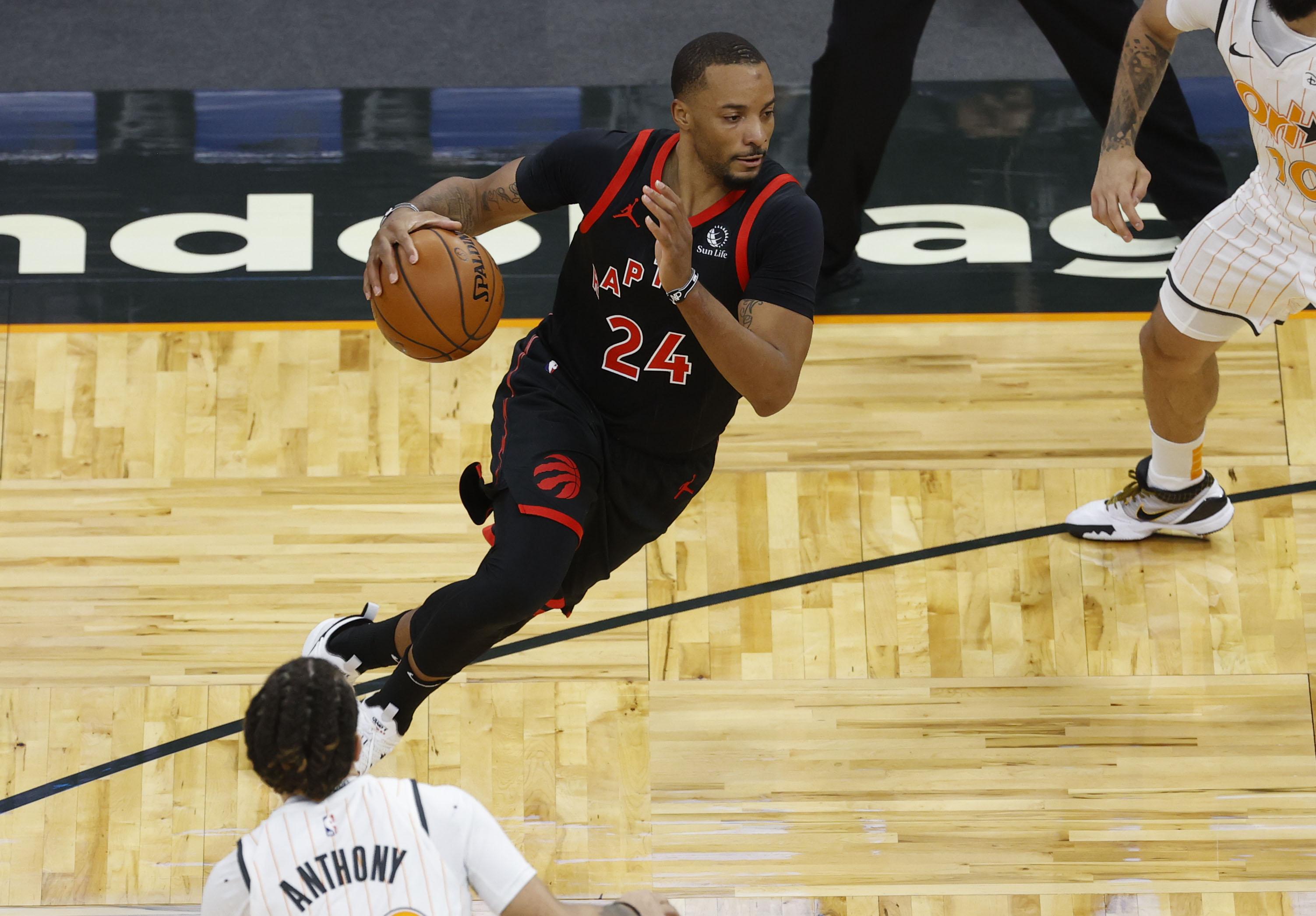 Norman Powell, Toronto Raptors