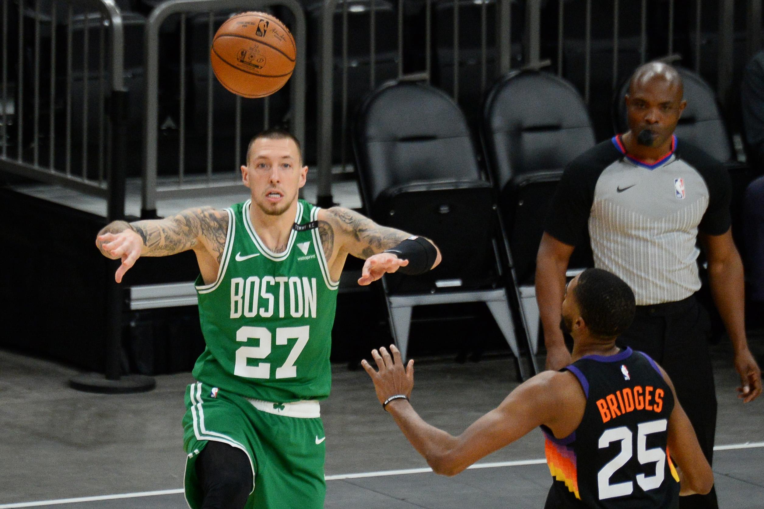 Daniel Theis, Boston Celtics
