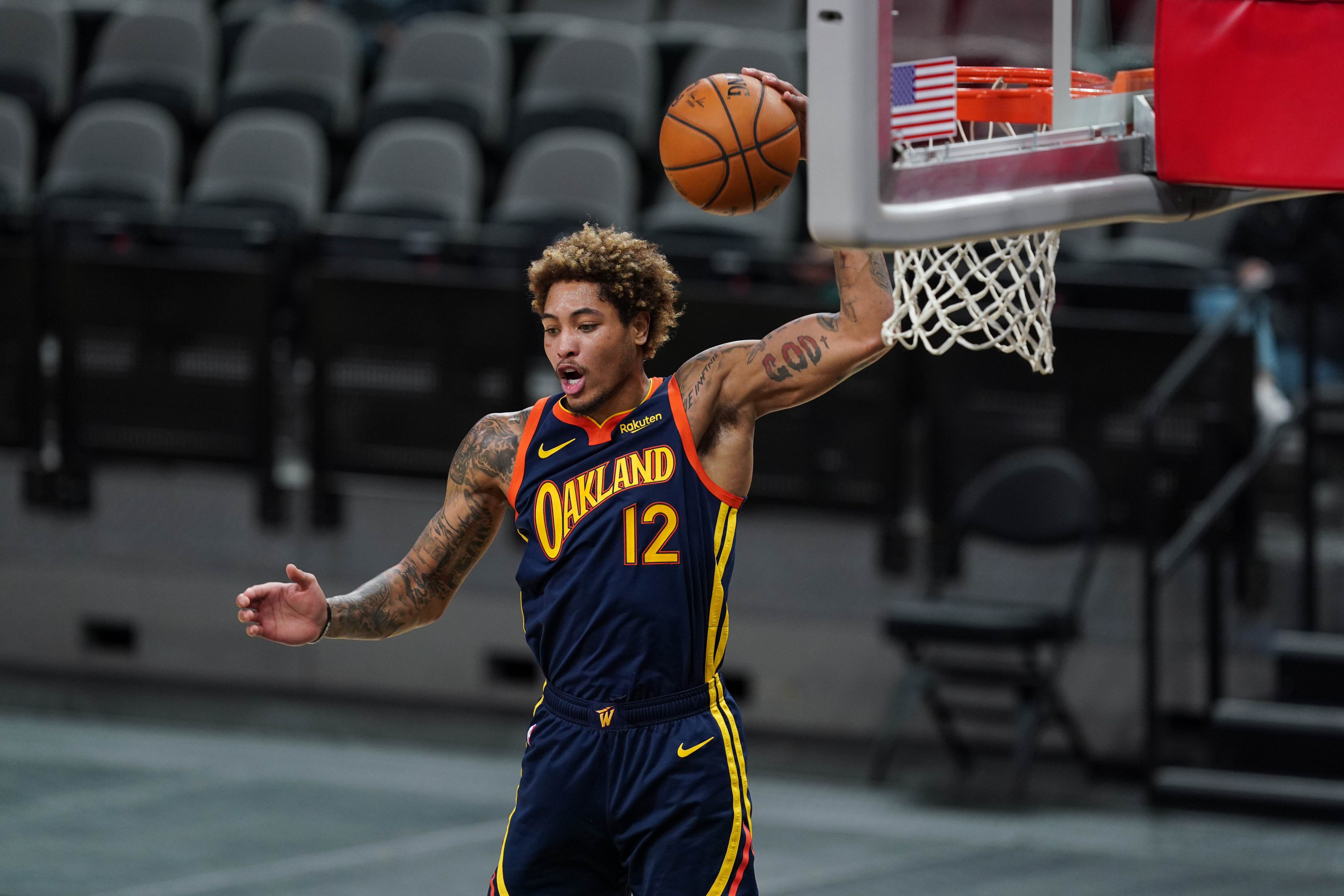Kelly Oubre, Golden State Warriors