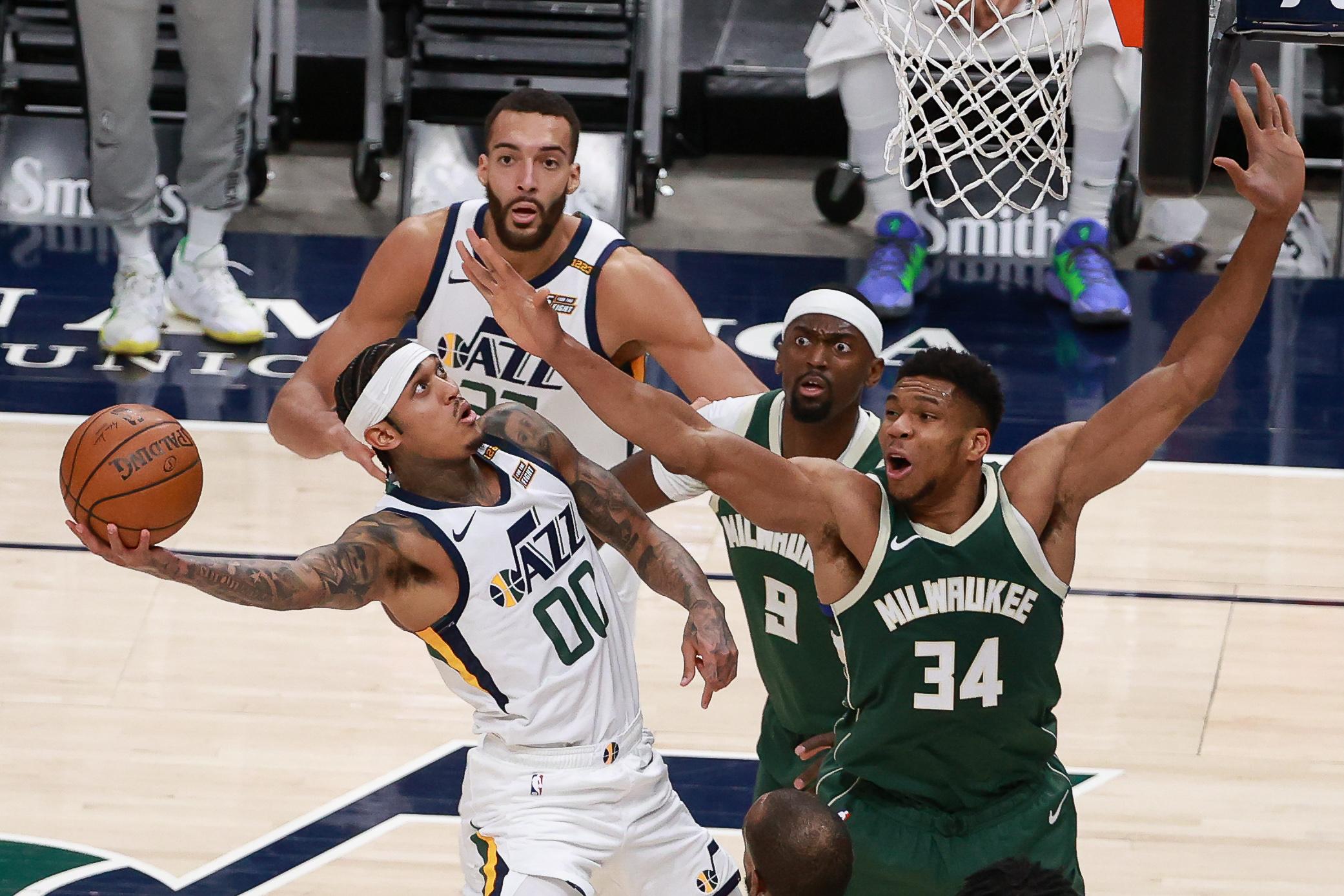 Jordan Clarkson, Utah Jazz