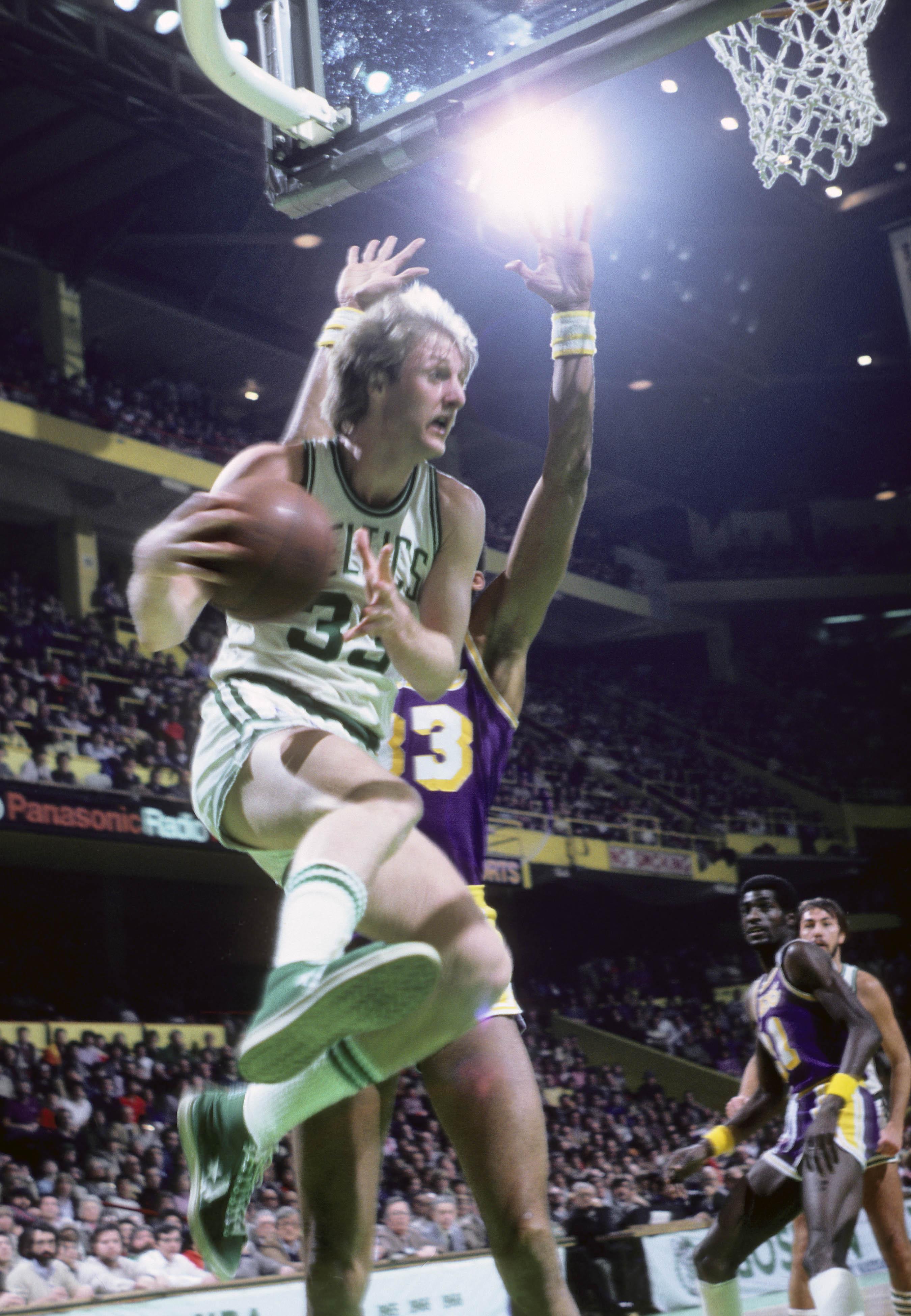 Larry Bird, Boston Celtics